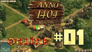 Let's Play Anno 1404 Online #01 Was geht denn ab mit uns verrückten