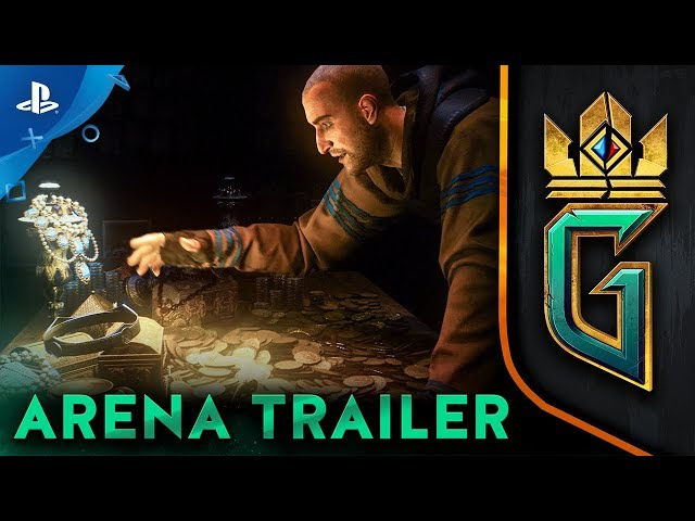 GWENT: The Witcher Card Game - Arena Trailer | PS4