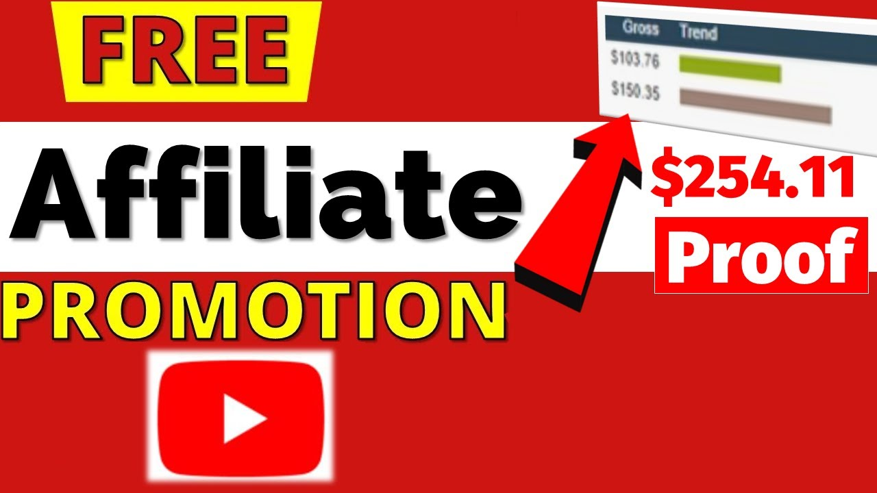 How To Promote Affiliate Products Using YouTube Videos 2021 (FREE & EASY)