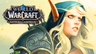 World Of Warcraft: Battle For Azeroth - Warbringers Series: Sylvanas