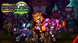 Let's Look at Metaloid Origin on the Nintendo Switch