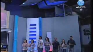 """Papo Aberto - Ministério Amor e Adoração  canta """"Pão e vinho"""" - 19/04/11- Parte 3"""