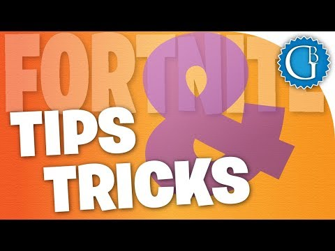 Fortnite Season 8 Tips and Tricks