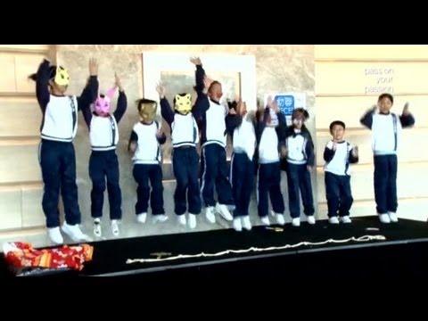 Deutsche Bank employees support Music, Art, Drama & Dance (MADD) program for children in Hong Kong