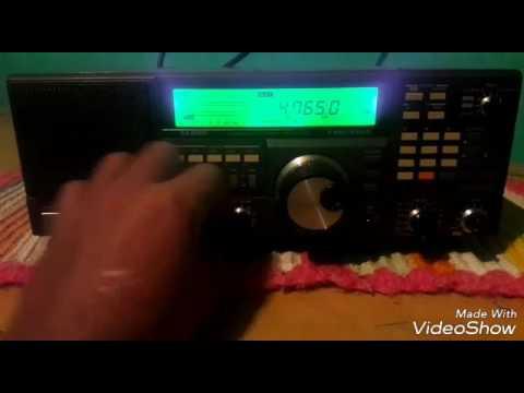 Radio Tajikistan 4.765 kHz  (Tropical band 60 meters)