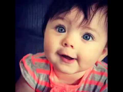 Allahumma innee as-aluka.... Cute baby joking
