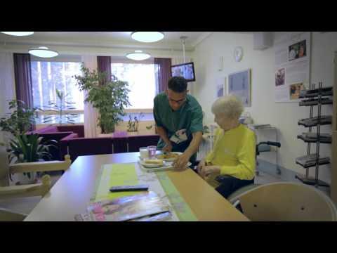 Work in Finland - Umesh, Registered nurse