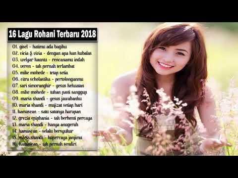 GISEL HATIMU ADA BAGIKU | 16 Lagu Rohani Kristen Terbaru 2019 Terpopuler