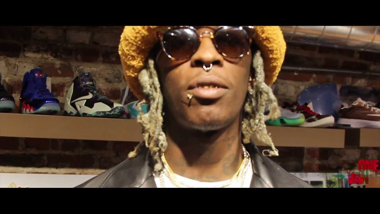 Young Thug Meet Greet Laced Boston Youtube