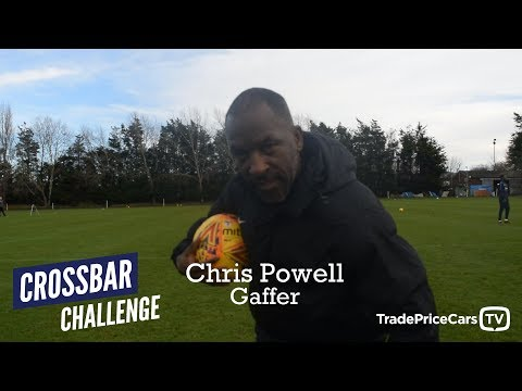 Southend United FC - Crossbar Challenge