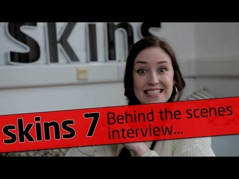 Skins Fire - Behind The Scenes Interview - Lily Loveless