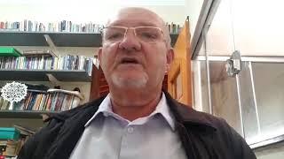 Leitura bíblica, devocional e oração (03/06/20) - Rev. Ismar do Amaral