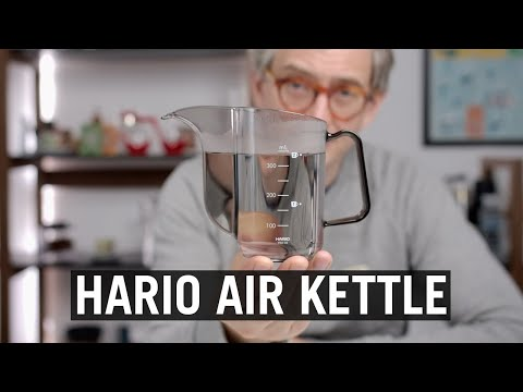 Review: Hario Air Kettle