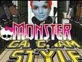Monster High Gangnam style