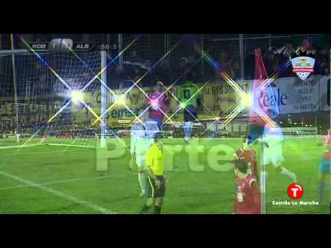 Resumen: La Roda 1 - Albacete 3