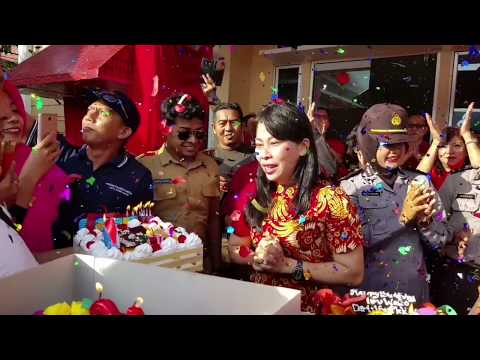 Suprise Ultah Walikota Singkawang 2018