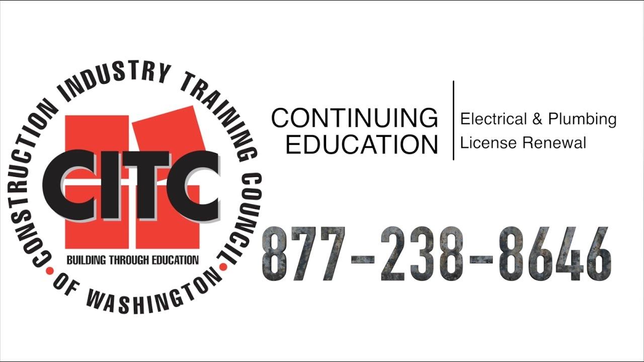 Citc Continuing Education Youtube