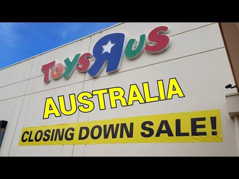 Toys R Us Australia - Massive Closing Down Sale - Final Day