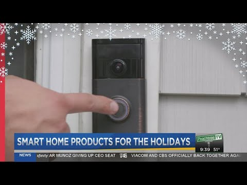 Consumer Reports: Smart home products for the holidays