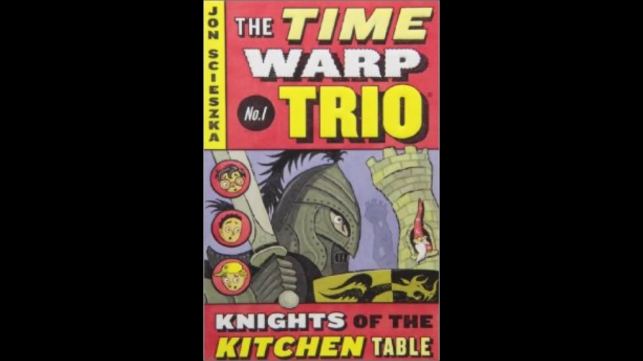 knights of the kitchen table audiobook - youtube