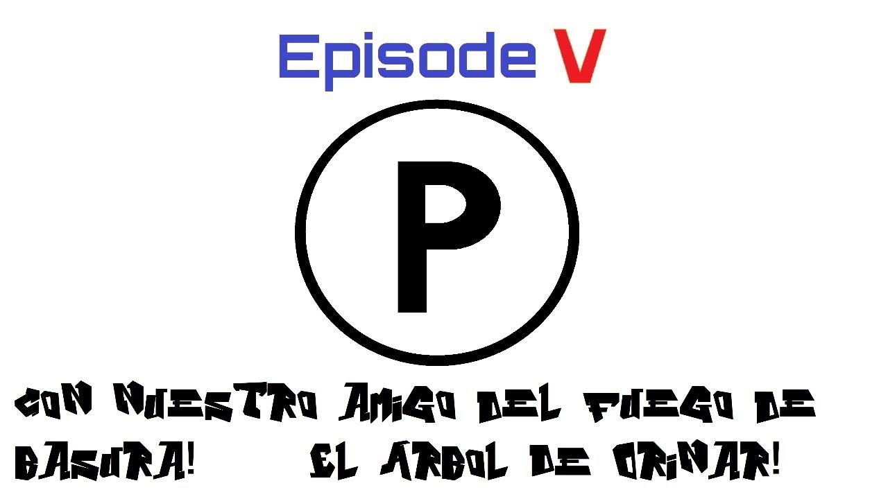 Parking Lot Episode 5 (featuring El Arbol De Orinar) (urinatingtree)
