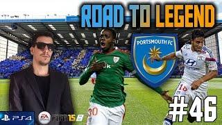 "QUE EPICIDAD!! #46 | Modo Carrera ""Manager"" Fifa 15 | ""Portsmouth FC"" PS4"