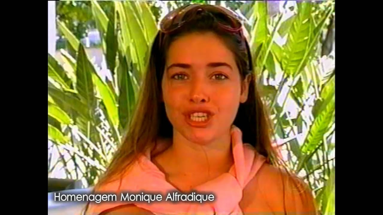 Video Monique Alfradique nude photos 2019
