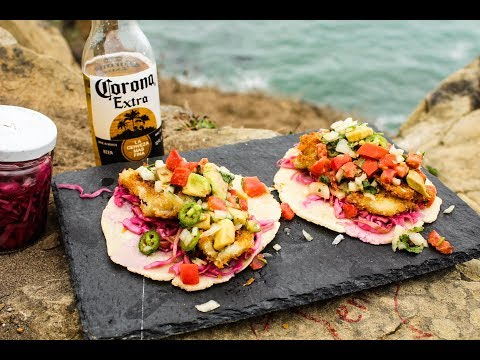 Catch and Cook: BEST FISH TACO RECIPE!!