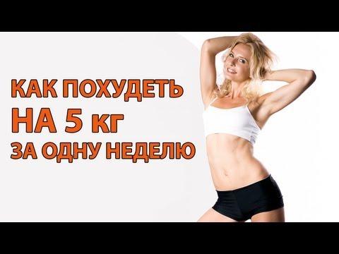 Диета Срочно похудеть, за 3 дня похудеть на 5 кг
