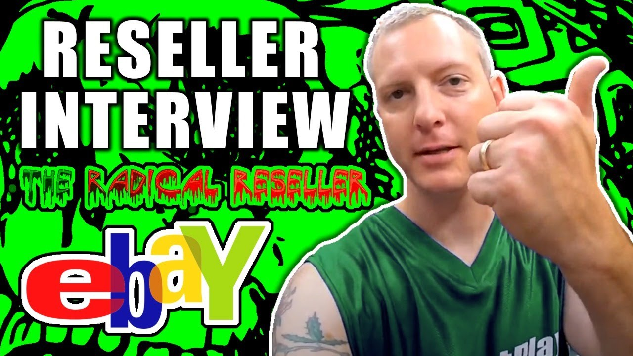 The King of Nerf - The Radical Reseller Interview