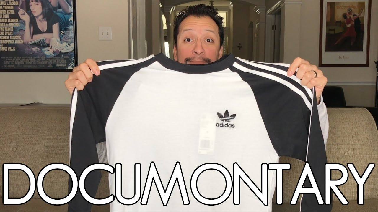 Adidas Fashion Haul: LS 3-Stripes Tee, Tiro 17 Training Pants, & Sports ID Cotton Pants Review
