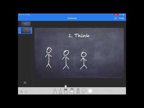 Erklärvideos Erstellen Mit Apple Keynote Für IOS
