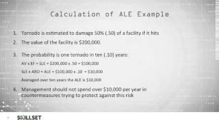 Risk Assessment (CISSP Free by Skillset.com)