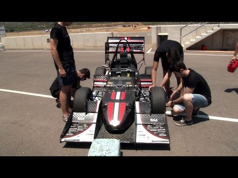 Reportaje: Formula Student UPV FSUPV-03 @FSUPVteam