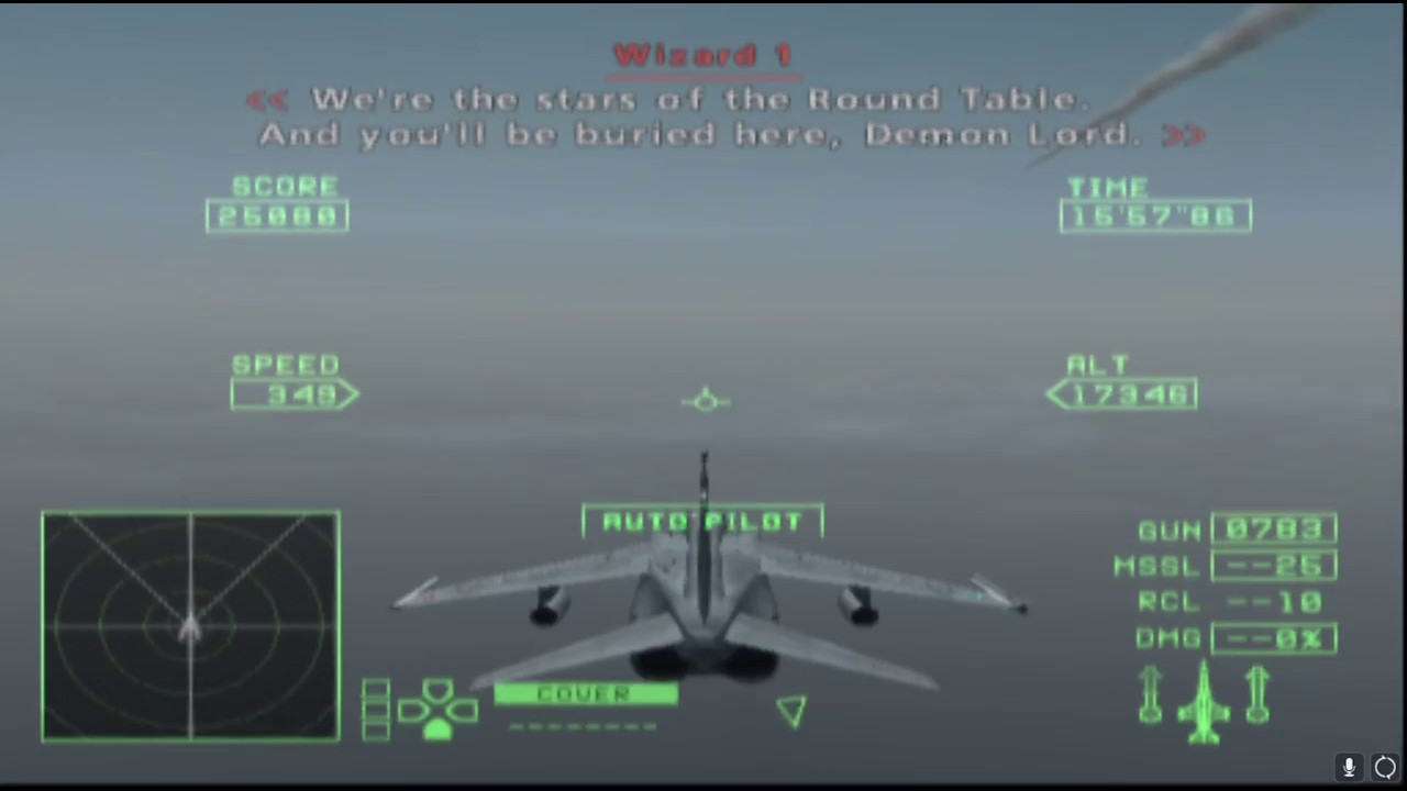 The Round Table Ace Combat.Ace Combat Zero Demon Lord Of The Round Table Knight Style With F 1 On Ace