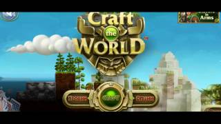Чит на монеты 'Craft The World'