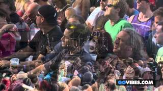 """Galactic performs """"Go Go"""" at Gathering of the Vibes Music Festival 2013"""