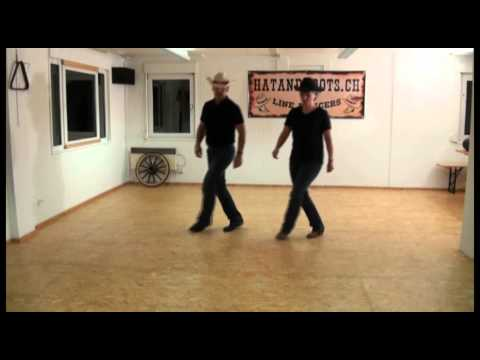Rockin' With The Rhythm - Line Dance