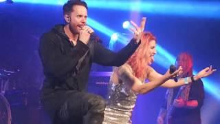 "Kamelot ""Sacrimony"" w/ Charlotte Wessels & Lauren Hart (HD) (HQ Audio) Live Chicago 4/27/2018"