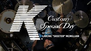 "K Custom Special Dry Performance Larone ""skeeter"" Mcmillian"