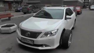 Выбираем б\у авто Toyota Camry VX50 (бюджет 1.000-1.100тр)