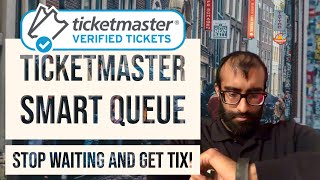 UNDERSTANDING THE TICKETMASTER SMART QUEUE WAIT ROOM
