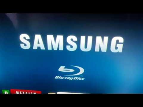 Bluray Disc para Samsung Bd-p1590 - region code
