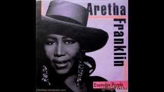 Aretha Franklin - Everyday People (Single Remix) / You Can