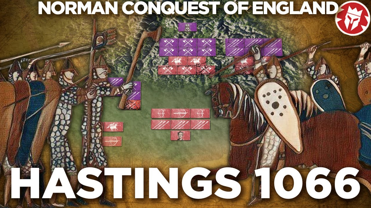Battle of Hastings 1066 – Norman Conquest DOCUMENTARY
