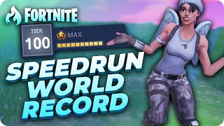 Fortnite Speedrun Race vs 360Chrism! | All Season 5 Battle Pass Challenges | raysfire