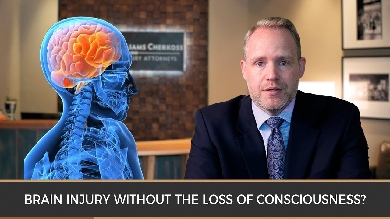 Can A Brain Injury Occur Without Loss of Consciousness?