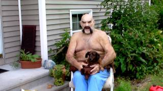 "ox baker says ""support your local no kill shelters"""