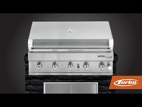 Turbo Elite Grill - Barbeques Galore
