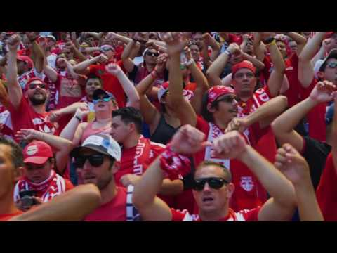 RED BULL ARENA: The Fortress